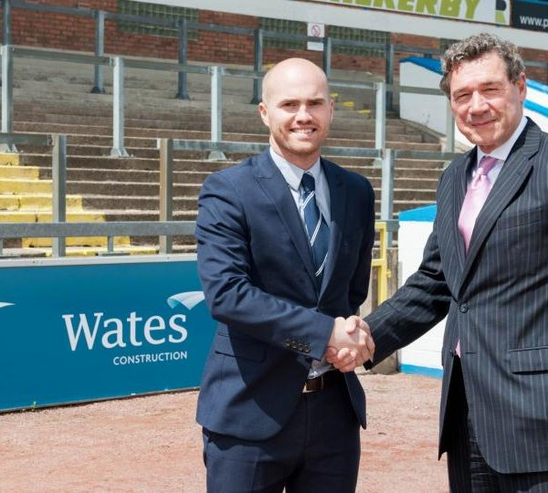 Wates kick-starts Cumbria community investment with Carlisle United FC