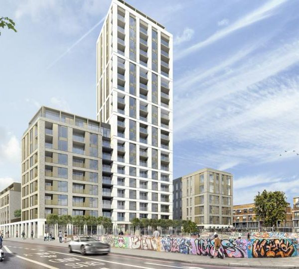 Wates Living Space Homes signed up for second Stockwell Park development