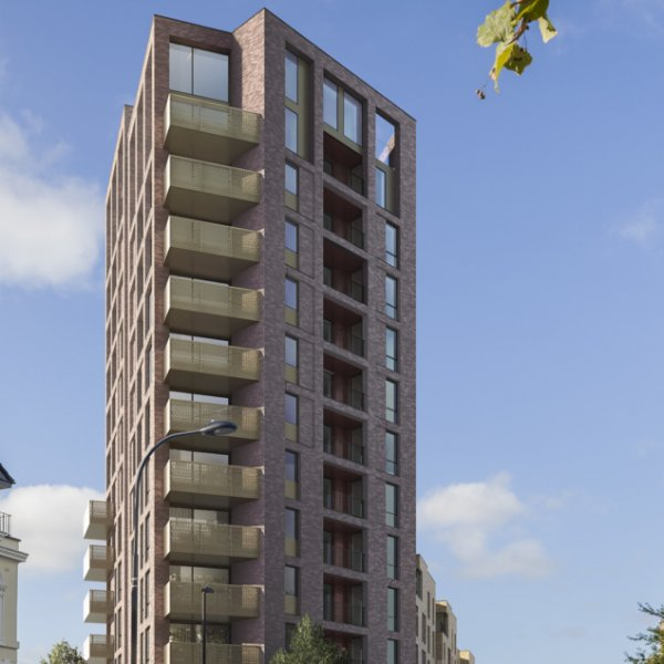 Wates Residential lined up for £52.8m Camden regeneration
