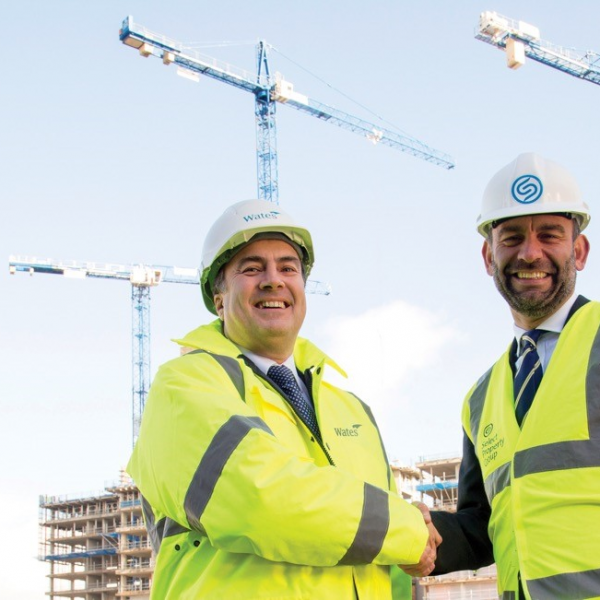 Wates signs trio of Select Property Group contracts worth over £130m