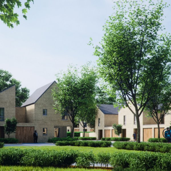 Five planning approvals secured on pioneering Cardiff housing scheme