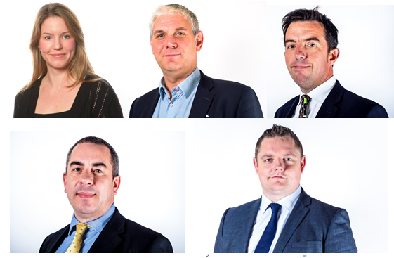 Wates strengthens Construction team with senior appointments