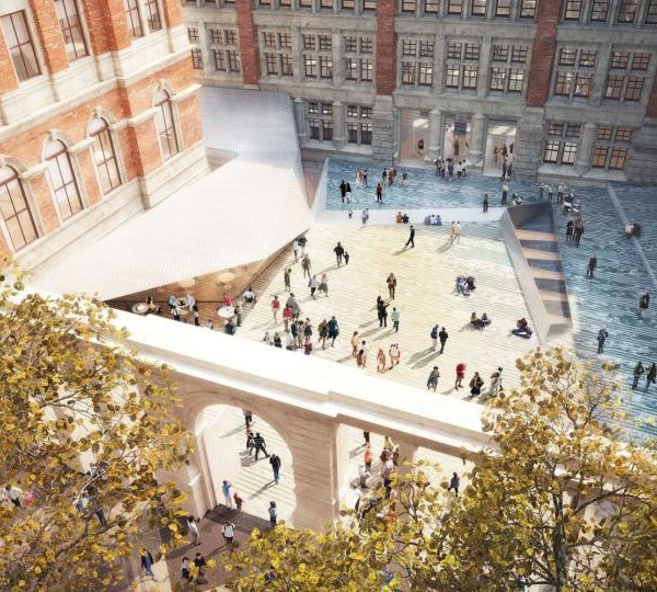 Wates to build Victoria and Albert Museum Exhibition Road project