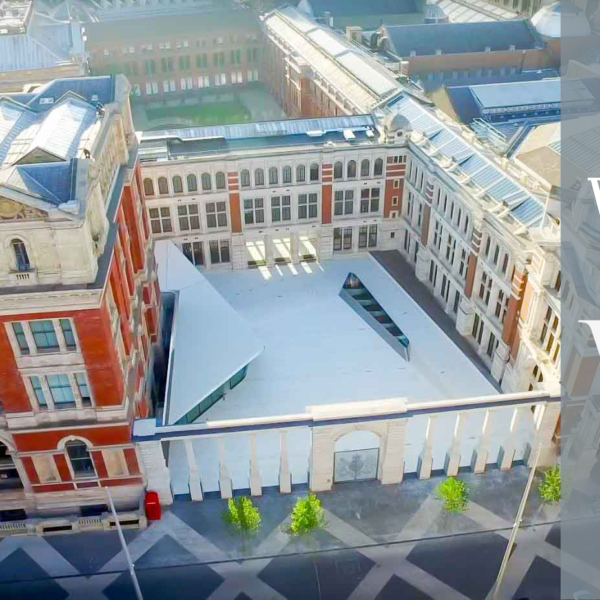 VIDEO: Wates Completes Historic V&A Museum Extension