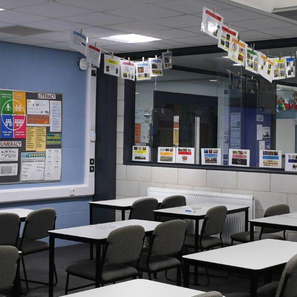 Northamptonshire school opens new doors following early handover