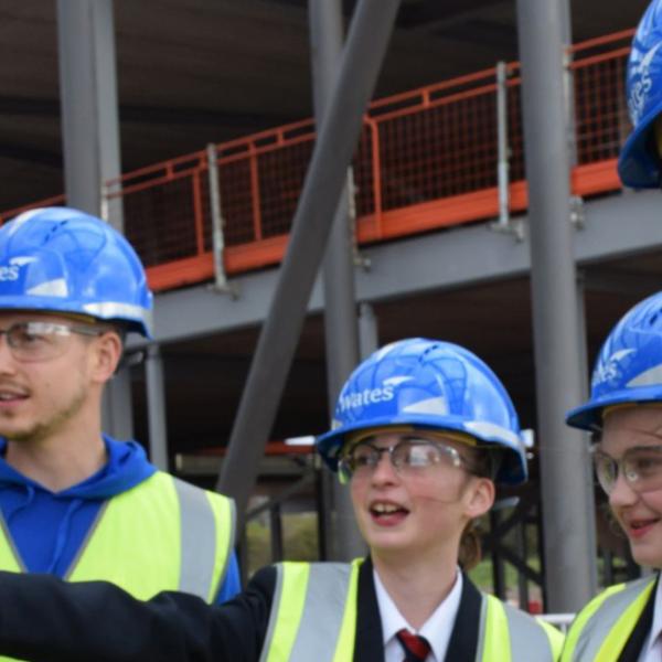 Carlisle United Football Club and Wates Construction announce new partnership