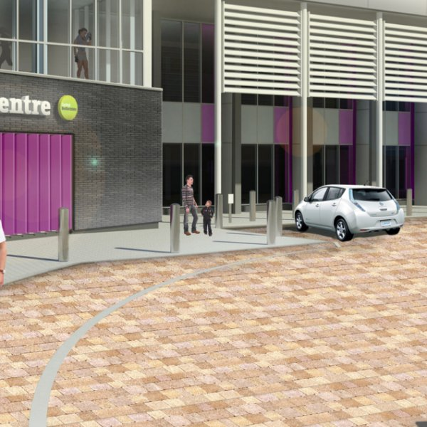 Wates Construction to redevelop Dunstable Leisure Centre