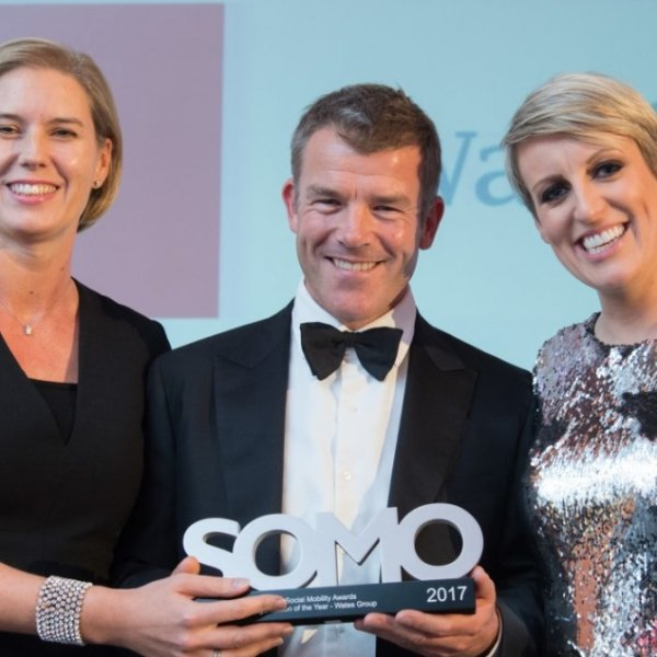 Wates named Organisation of the Year at UK Social Mobility Awards