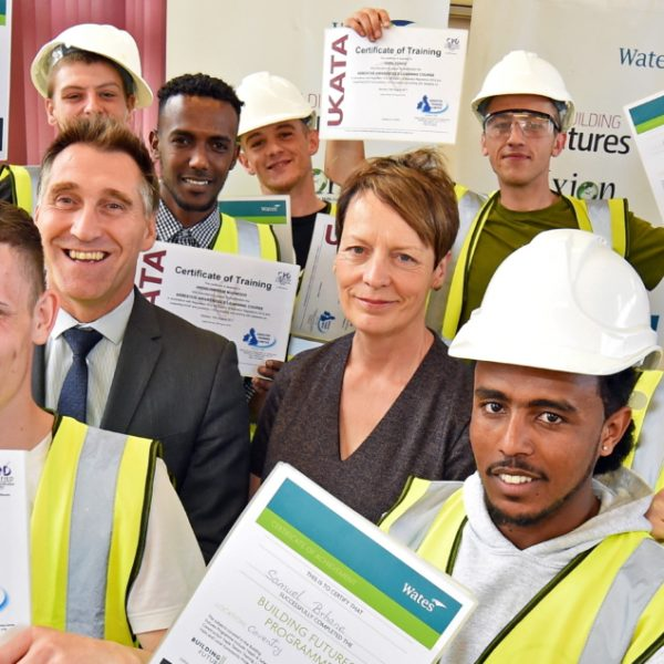 Wates and WM Housing join forces to boost employment opportunities in Coventry