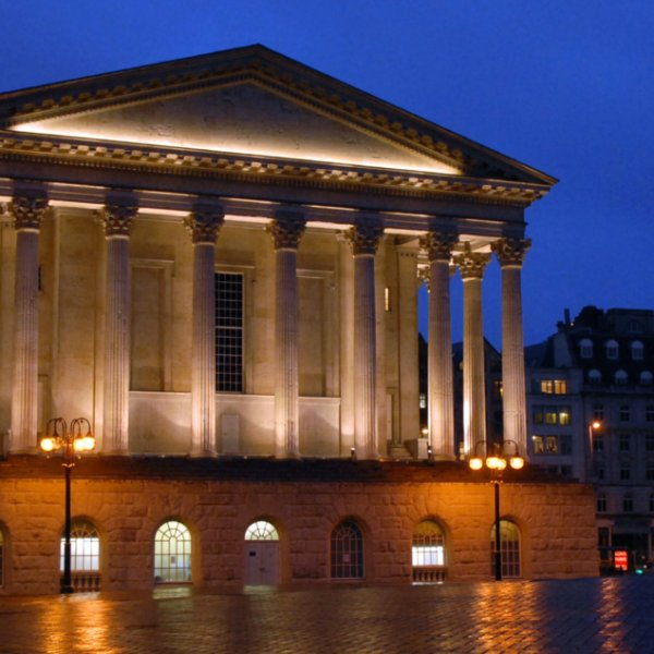 Wates Construction celebrates 10 years since re-opening of Birmingham Town Hall