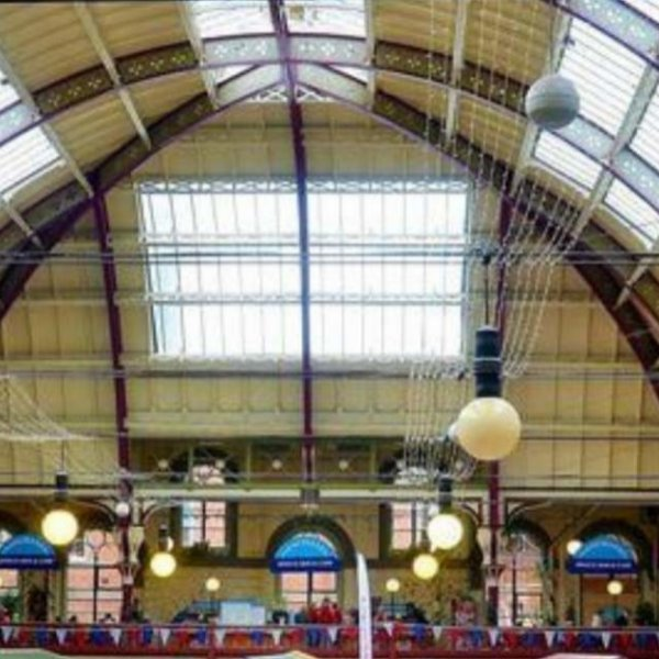 Wates Construction appointed to Derby Market Hall transformation
