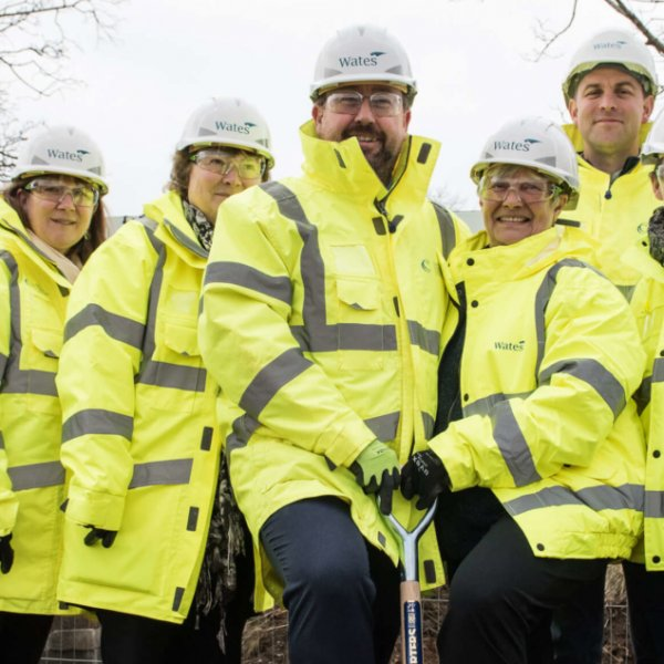 Wates Residential starts work at two further Cardiff sites