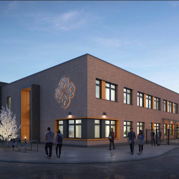 Wates appointed to expand Mickleover's Murray Park School