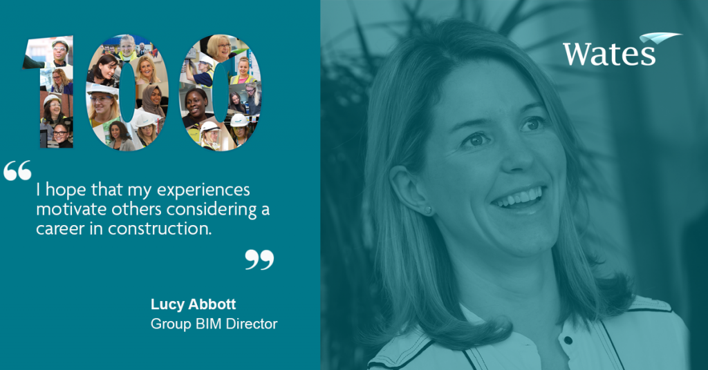 Lucy Abbot - Group BIM Director, Wates Construction