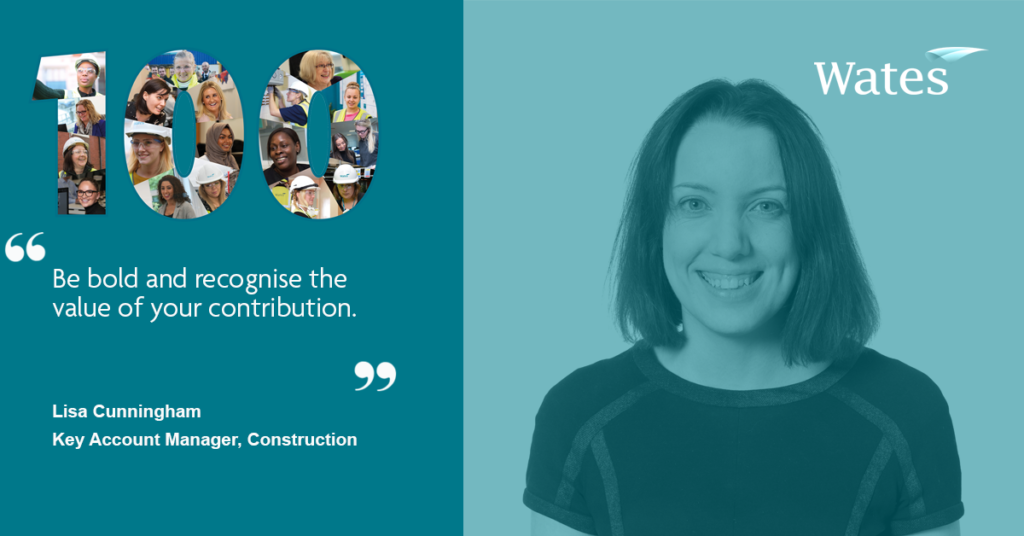 Lisa Cunningham - Key Account Manager, Wates Construction