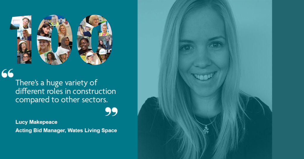 Lucy Makepeace - Bid Manager, Livingspace