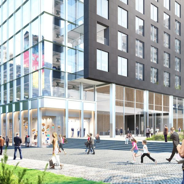 Wates Construction reveals landmark £135m Axis Square appointment