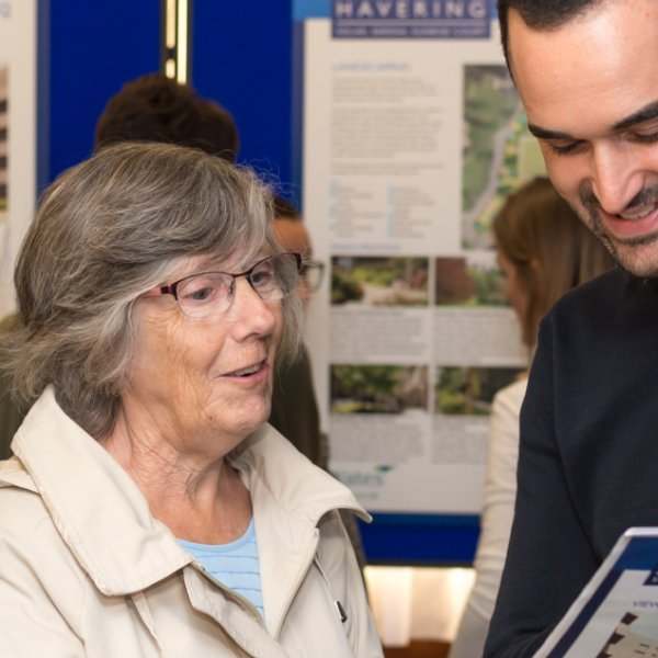 Havering community share views on regeneration project in borough