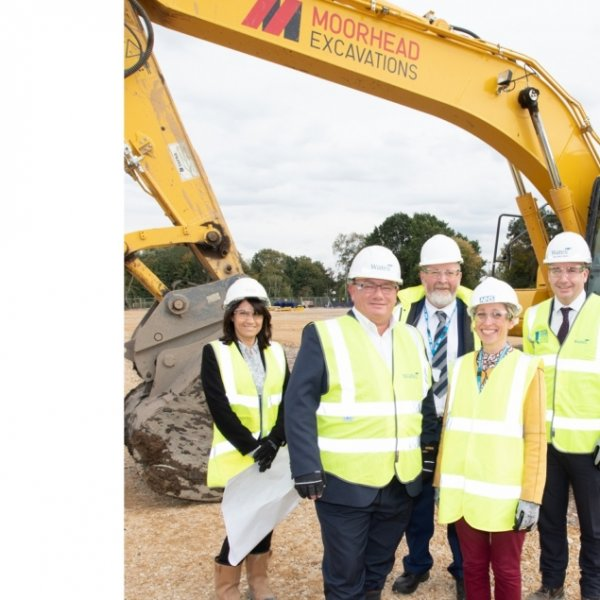 Construction starts on new mental health hospital in York