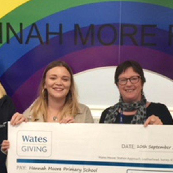Wates helps Bristol local school gain funding