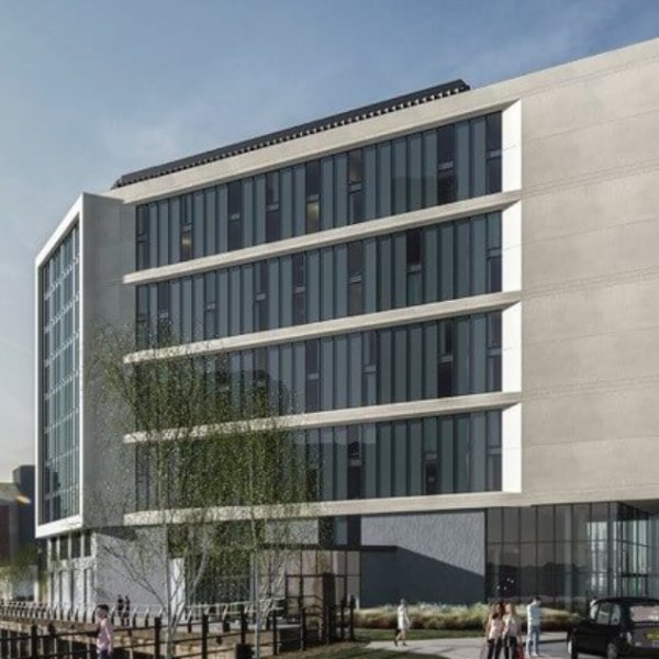 Wates Construction to build Liverpool Cruise Terminal hotel