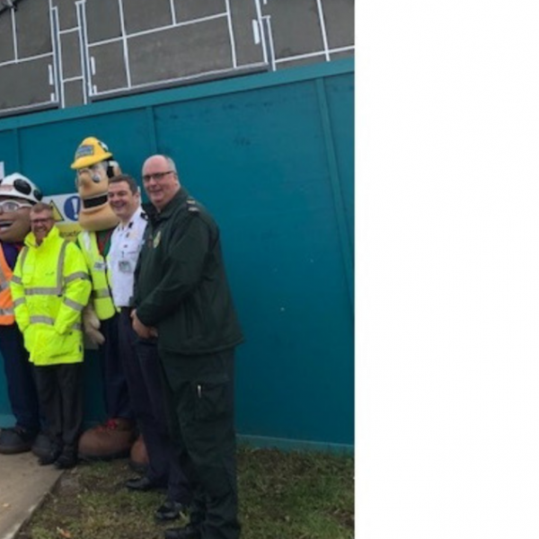 Saughall Massie fire station to become home to new community defibrillator