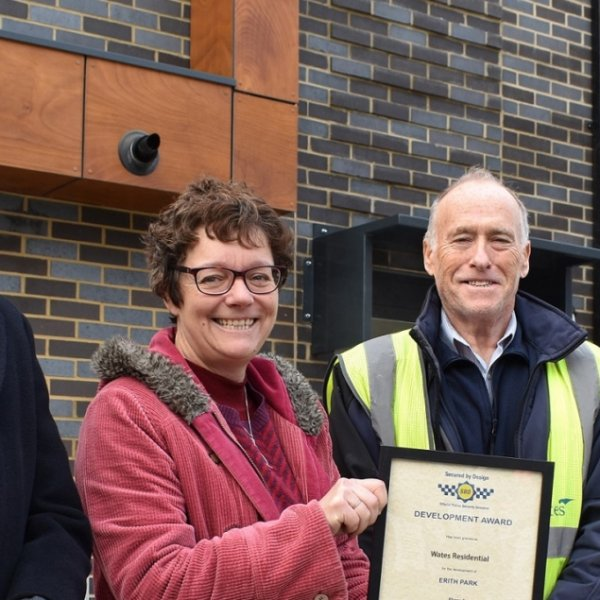Wates Residential Erith Park regeneration project sees 80% reduction in crime