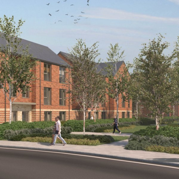 CASE STUDY: Daedalus Village, Gosport