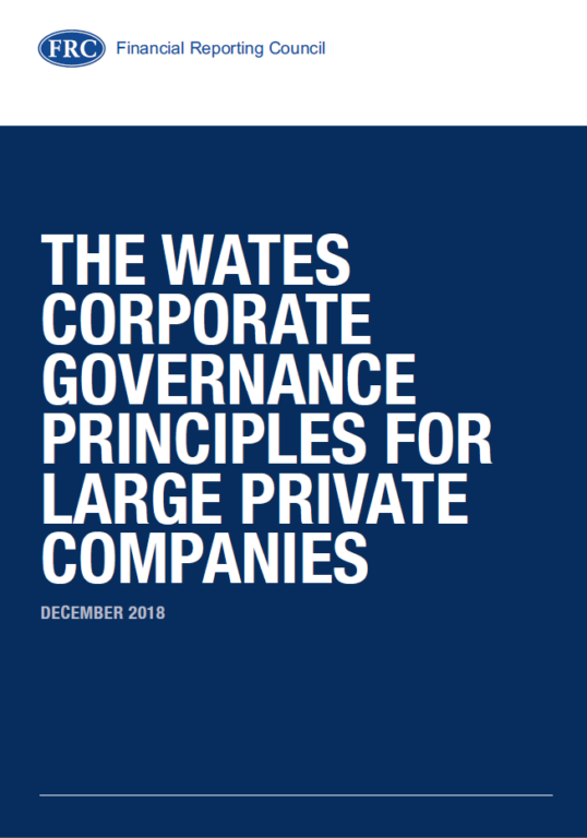 Wates Principles