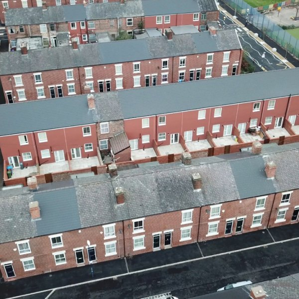 Wates completes social housing refurbishment programme in Manchester