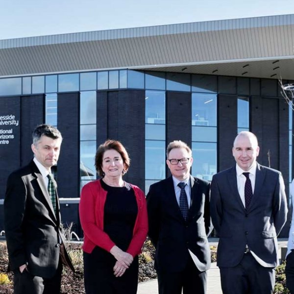 Wates hands over Bioscience Centre of Excellence to Teesside University