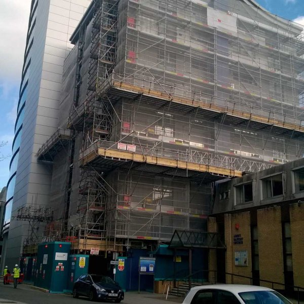 Southern Housing Group appoints Wates for Reading cladding contract