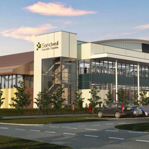 Wates appointed as main contractor to build Sandwell Aquatics Centre