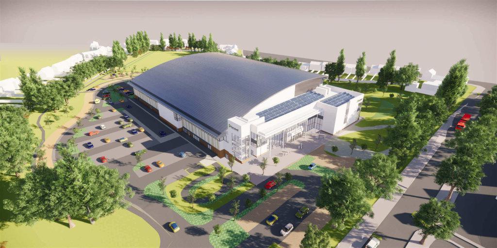 Sandwell Aquatics Centre Wates Construction Commonwealth Games