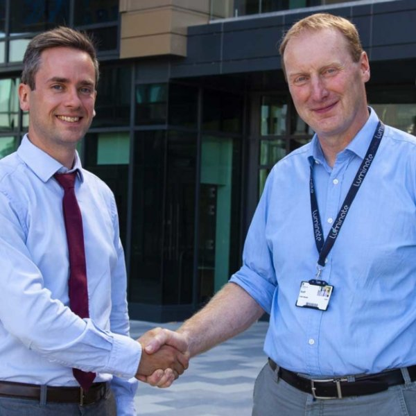 Leeds City College gets keys to brand new campus