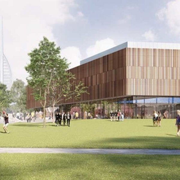 Wates Construction appointed to build new sports facility for the University of Portsmouth