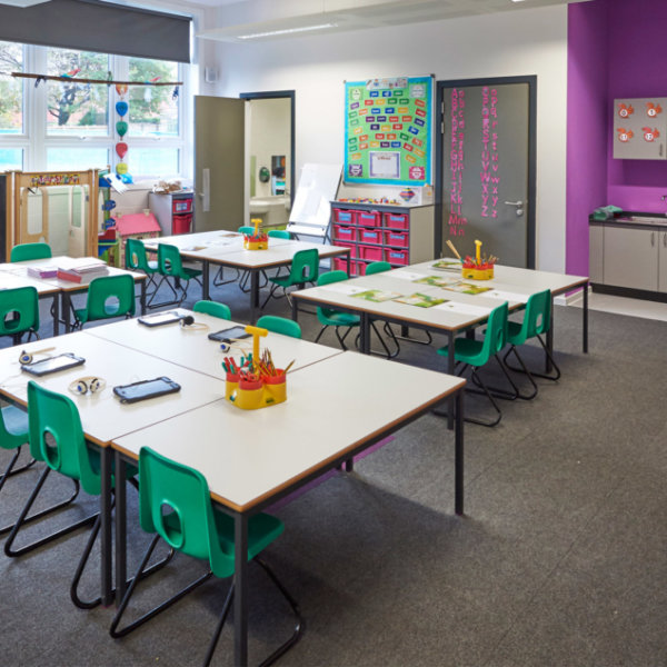 CASE STUDY: Abingdon Primary School, Stockport