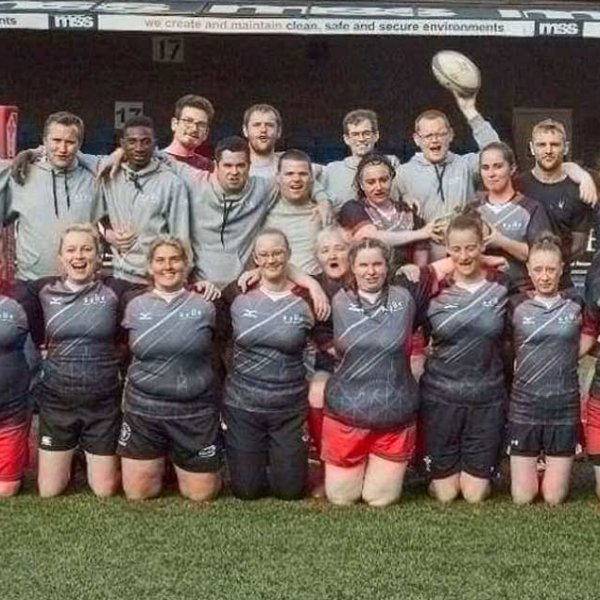 Cardiff jobseekers score with Rugby-based training and employment programme