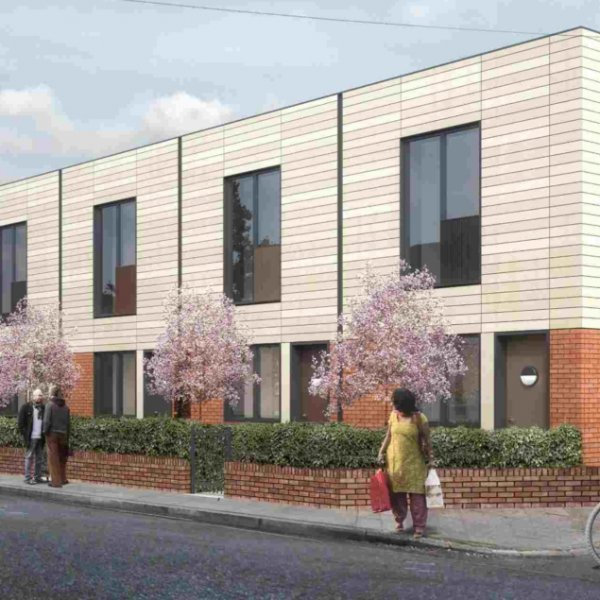 Innovative housing scheme gets green light from Planning