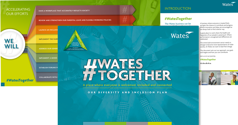 Diversity and inclusion at Wates