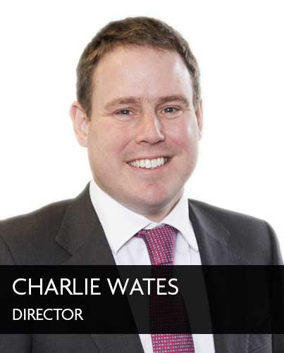 Charlie Wates - Director