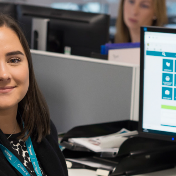 BLOG: My apprenticeship has given me incredible opportunities