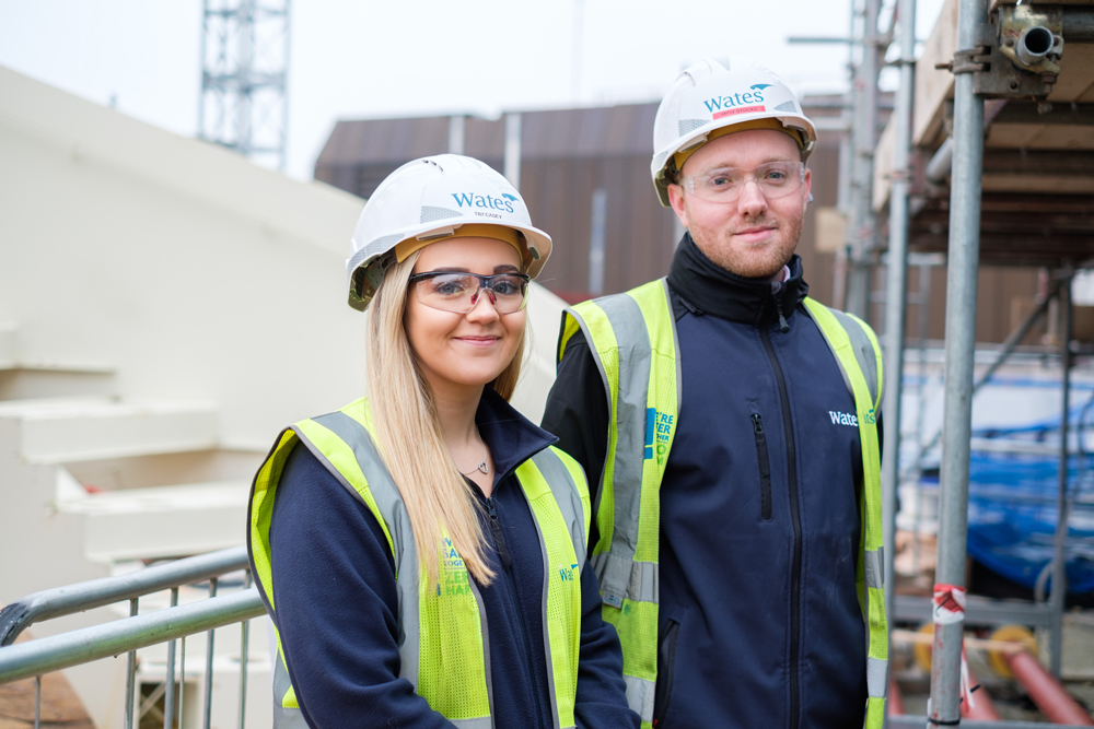 Visit our early careers site to find out more about our apprentices
