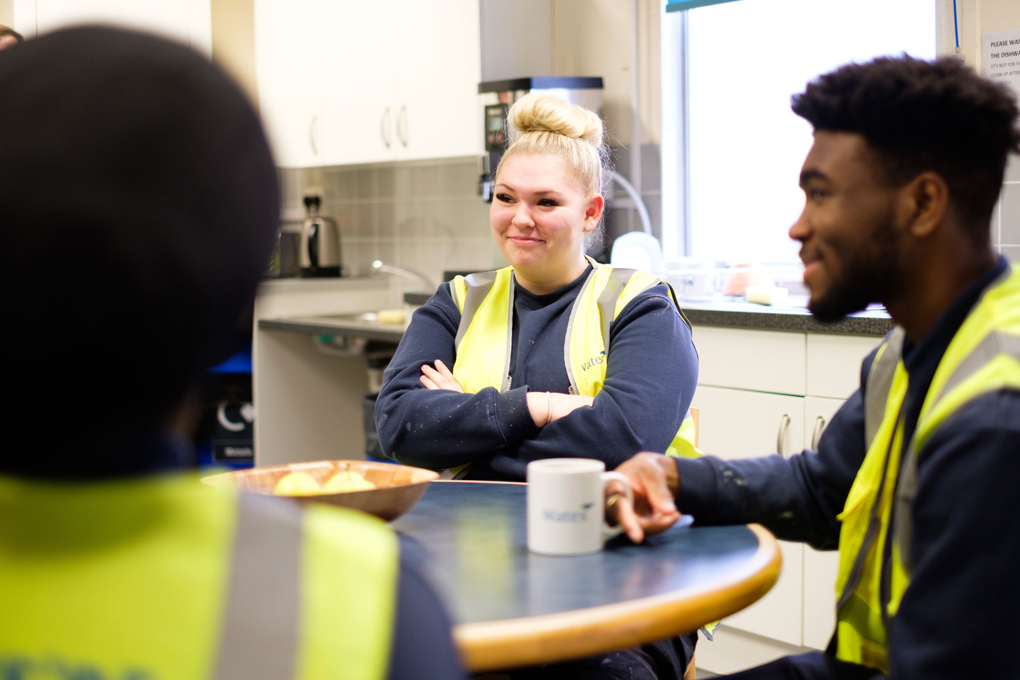 Register your interest in an apprenticeship with Wates