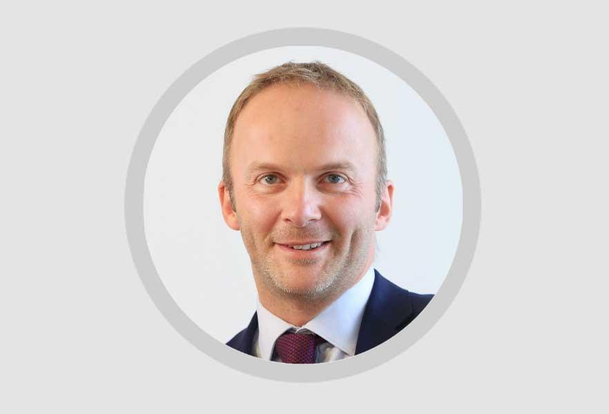 Nick Jones - Finance Director