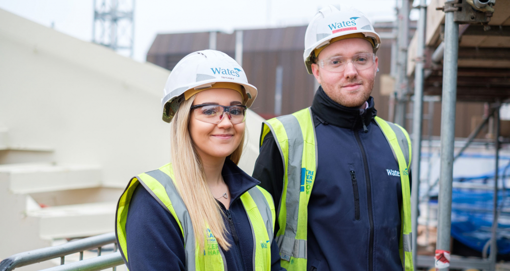 A career with construction - 2020 National Apprentice Week.
