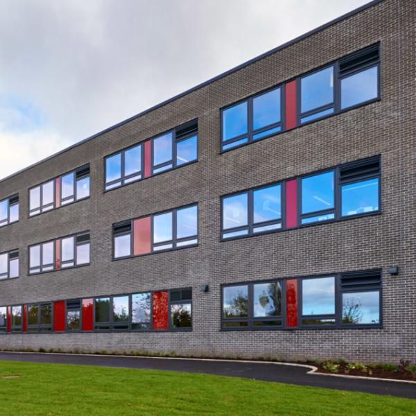 Werneth Secondary School, Stockport