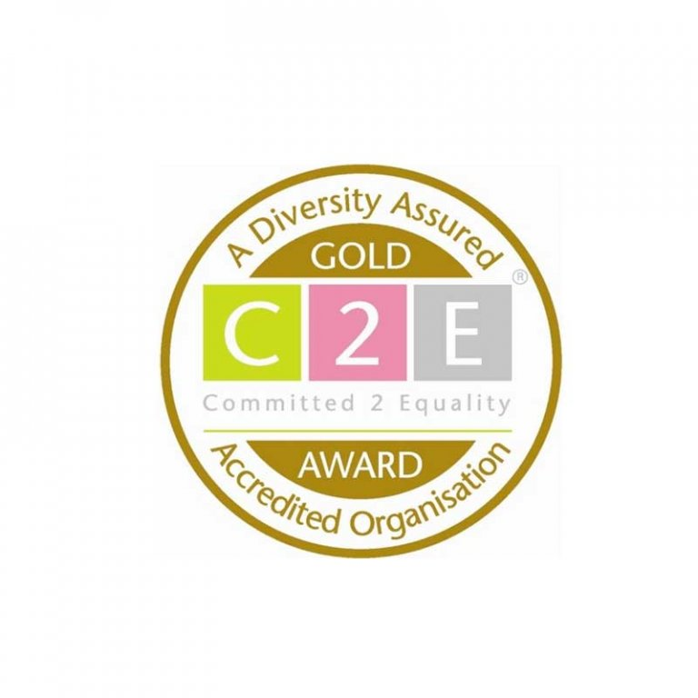 A Diversity Assured Accredited Organisation - GOLD AWARD