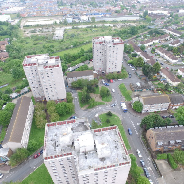 Orbit continues Wates partnership with £73m regeneration of London estate