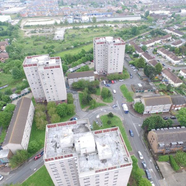Orbit continues Wates partnership with £73m regeneration of London estate